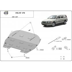 Volvo V70 Motorschutz - Stahl
