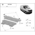 VW Crafter Motorschutz - Stahl