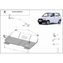 Suzuki Wagon R+ Motorschutz - Stahl