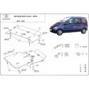 Mercedes Vaneo Motorschutz - Stahl