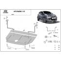 Hyundai i10 Motorschutz - Stahl