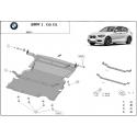 BMW f20 Motorschutz - Stahl