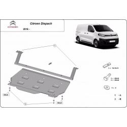 Citroen Dispatch Unterfahrschutz - Stahl