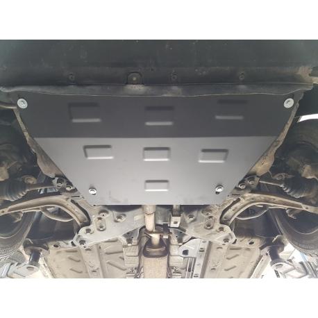 Fiat 500 S Unterfahrschutz - Stahl