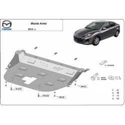 Mazda Axela Unterfahrschutz - Stahl