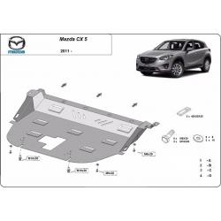 Mazda CX5 Unterfahrschutz - Stahl