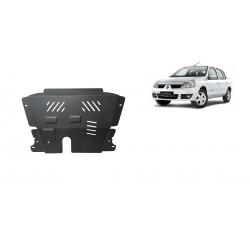 Renault Clio Symbol Unterfahrschutz - Stahl