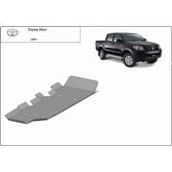 Toyota Hilux Abdeckung unter dem Kraftstofftank - Stahl